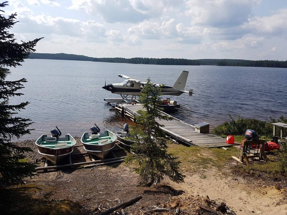 Kabeelo Brokenmouth Lake Ontario Canada