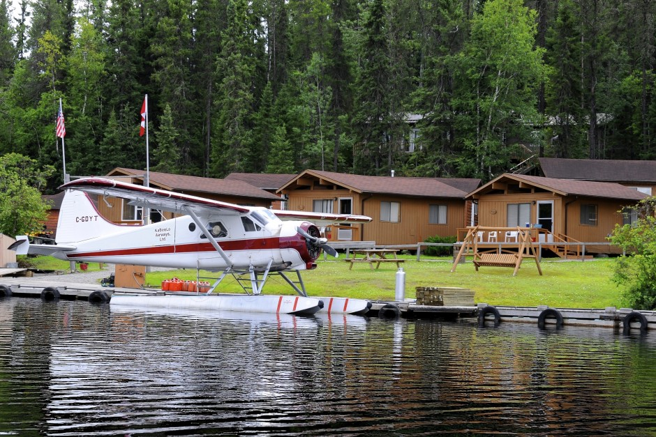 Canada 39 s best fishing pike lake trout confederation for Canada fishing lodges